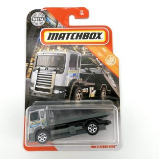 2020 Matchbox Car 1 64 Sports car MBX FLATBED KING Metal Material Body Race Car Collection