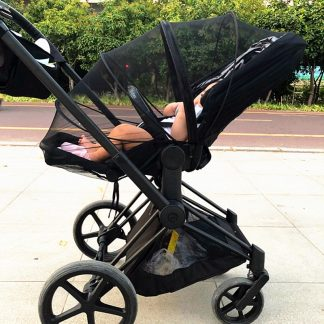Baby Stroller Accessories Mosquito Net For Quintus Q1 N77 Q3 plus cybex Balios mios twist Bugaboo