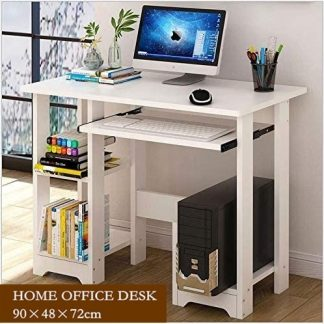 Computer Desk Desktop Home Modern Simple Minimalist Desk Writing Desk Laptop Study Table Office Workstation for