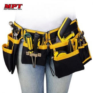 Multi functional Electrician Tools Bag Waist Pouch Belt Storage Holder Organizer Free Ship