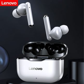 New Original Lenovo LP1 Wireless Bluetooth Headset V5 0 Touch Earphone Stereo 300mAh Durable Battery IPX4