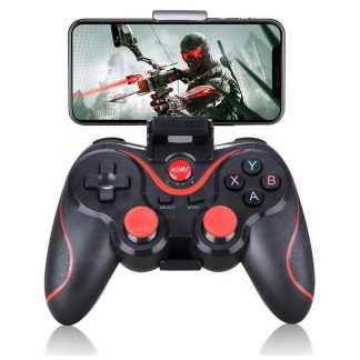 Wireless Android Gamepad T3 X3 Wireless Joystick Game Controller bluetooth BT3 0 Joystick For Mobile Phone