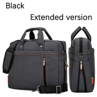 extend Version Waterproof Laptop Bag 17 3 17 15 6 14 13 inch Shockproof Airbag protection