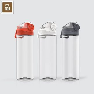 Xiaomi Mijia Quange Hello life Tritan Sports Cup Safety Lock Resistance High Temperature for Replenishing Water